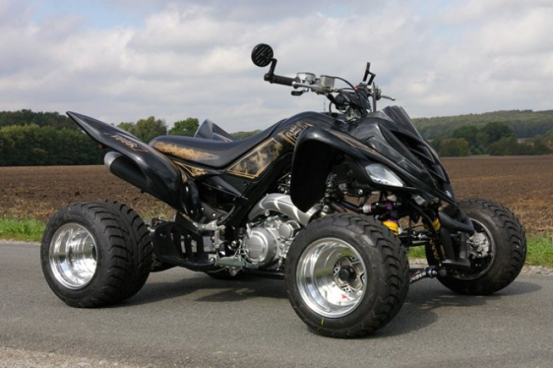 Yamaha YFM 700 R