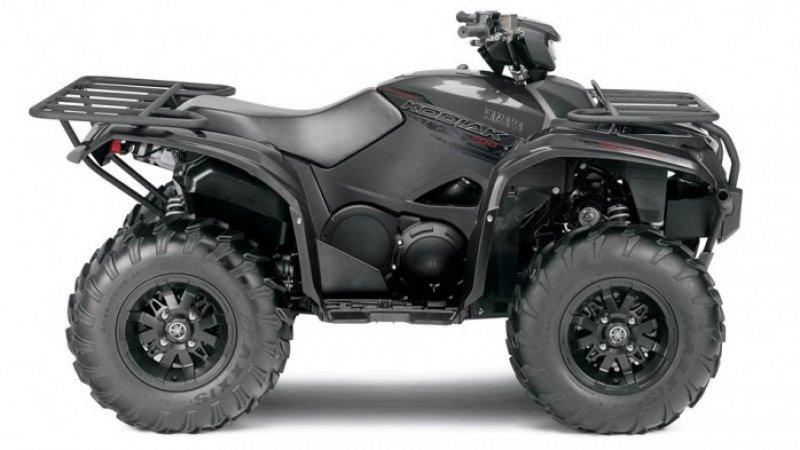 2017er Yamaha YFM 700 Kodiak EPS 16-