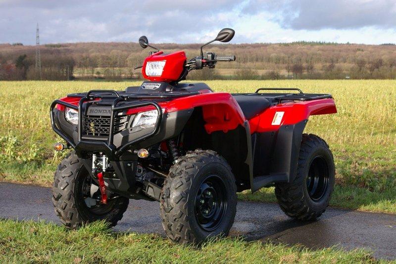 TRX 500 FES