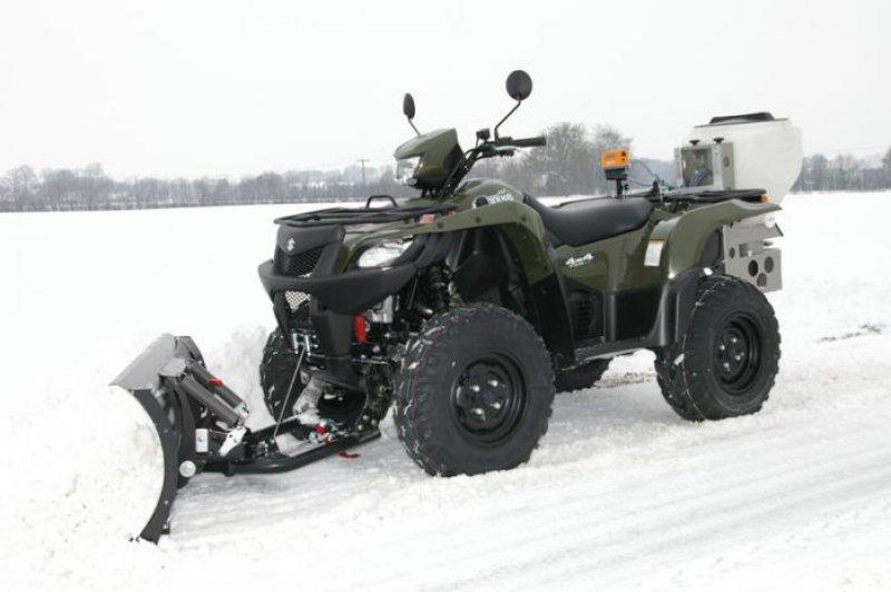 Suzuki LT-A 500 4x4 Winterdienst